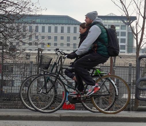 Pyöräily on turvallinen, terveellinen ja ympäristöystävällinen liikennemuoto.