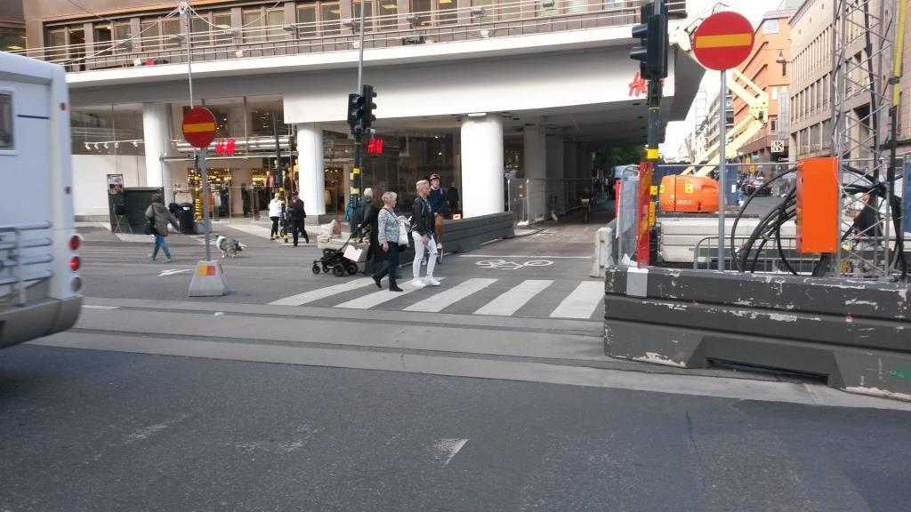 Työmaat eivät ole ongelma, huono liikennesuunnittelu on! Sopeutettua liikennettä poikkeusoloissa.
