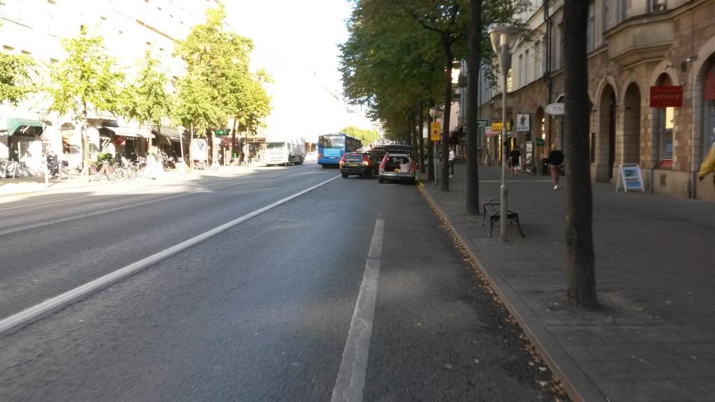 pyöräilijä suojatie väistämisvelvollisuus
